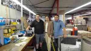 بازدید از کارخانه زومر آلمان
